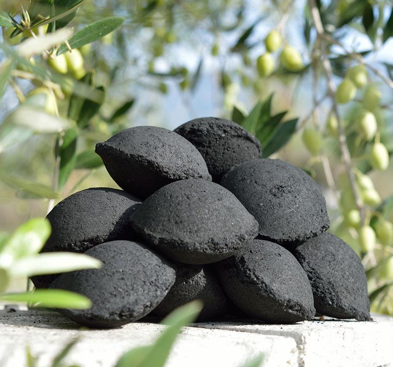 12Kg OleaBriq BBQ Briquettes